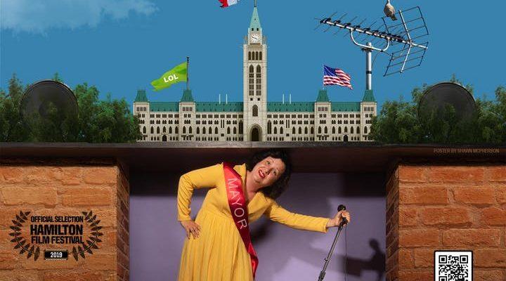 The Mayor of Comedy by Matt Kelly